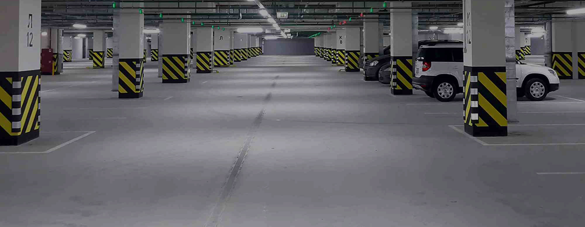To buy a parking lot, automated parking system | UniРay